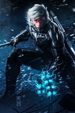 Metal Gear Rising: Revengeance iPhone wallpaper