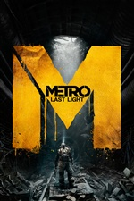 Metro 2033 iPhone wallpaper
