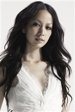 Mika Nakashima 01 iPhone wallpaper