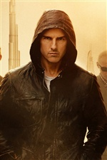 Mission Impossible: Ghost Protocol iPhone wallpaper