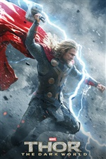 Thor 2 iPhone wallpaper