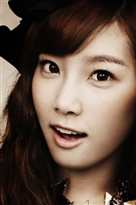 Girls Generation, Kim TaeYeon iPhone wallpaper