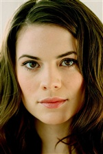 Hayley Atwell 01 iPhone wallpaper