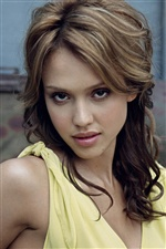 Jessica Alba 05 iPhone wallpaper