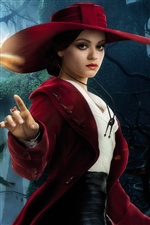Mila Kunis in Oz: The Great and Powerful iPhone wallpaper