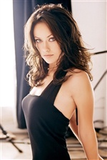 Olivia Wilde 02 iPhone wallpaper