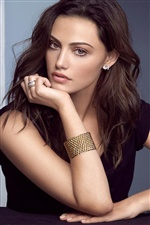 Phoebe Tonkin 01 iPhone Wallpaper