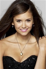 Nina Dobrev 09 iPhone wallpaper