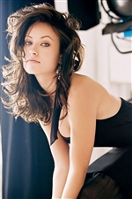Olivia Wilde 04 iPhone wallpaper