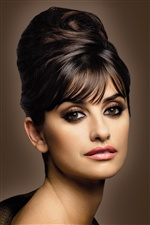 Penelope Cruz 01 iPhone wallpaper