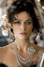 Keira Knightley in Anna Karenina iPhone wallpaper