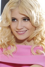 Pixie Lott 10 iPhone Wallpaper