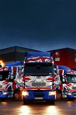 Renault trucks iPhone wallpaper
