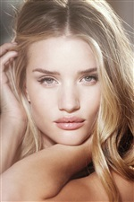 Rosie Huntington-Whiteley 02 iPhone wallpaper