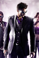 Saints Row: The Third iPhone wallpaper