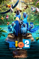 Rio 2 iPhone Wallpaper