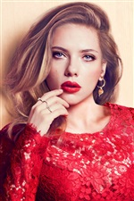 Scarlett Johansson 02 iPhone wallpaper