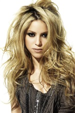 Shakira 03 iPhone wallpaper
