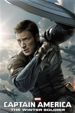 2014 Captain America: The Winter Soldier iPhone wallpaper