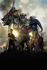2014 Transformers: Age of Extinction iPhone wallpaper