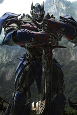 Optimus Prime, Transformers: Age of Extinction iPhone wallpaper