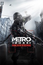 Metro 2033 Redux iPhone Wallpaper