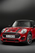 Mini 2014 car iPhone wallpaper
