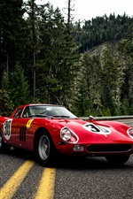 1964 Pininfarina Ferrari 250 GTO Series II supercar iPhone Wallpaper