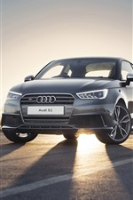 2014 Audi S1 car iPhone Wallpaper