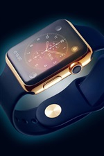 Apple watch, iWatch iPhone wallpaper