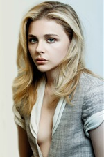 Chloe Grace Moretz 08 iPhone wallpaper