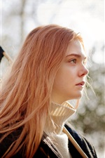 Ginger and Rosa, Elle Fanning iPhone wallpaper