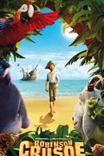2016 Robinson Crusoe iPhone Wallpaper