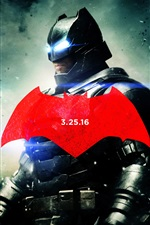 Batman v Superman: Dawn of Justice, Batman iPhone Wallpaper