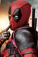 Deadpool 2016 movie iPhone wallpaper
