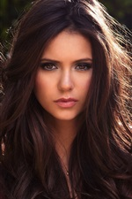 Nina Dobrev 18 iPhone wallpaper