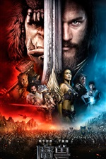 Warcraft movie 2016 iPhone wallpaper