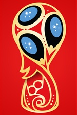FIFA World Cup 2018 iPhone Wallpaper