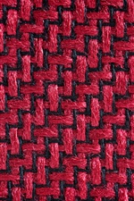 Fabric fibers surface, red and black iPhone wallpaper