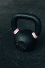 Dumbbell, gym iPhone wallpaper