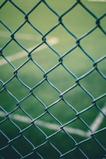 Fence, mesh iPhone wallpaper